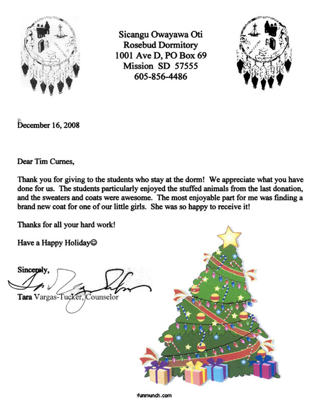 Sample Letters Toys For Tots : Naha toy program native american heritage association